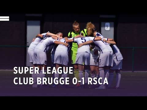 Super League: Club Brugge 0-1 RSCA Women