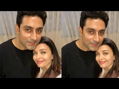 Aishwarya Rai wishes hubby Abhishek Bachchan happy birthday in very special way