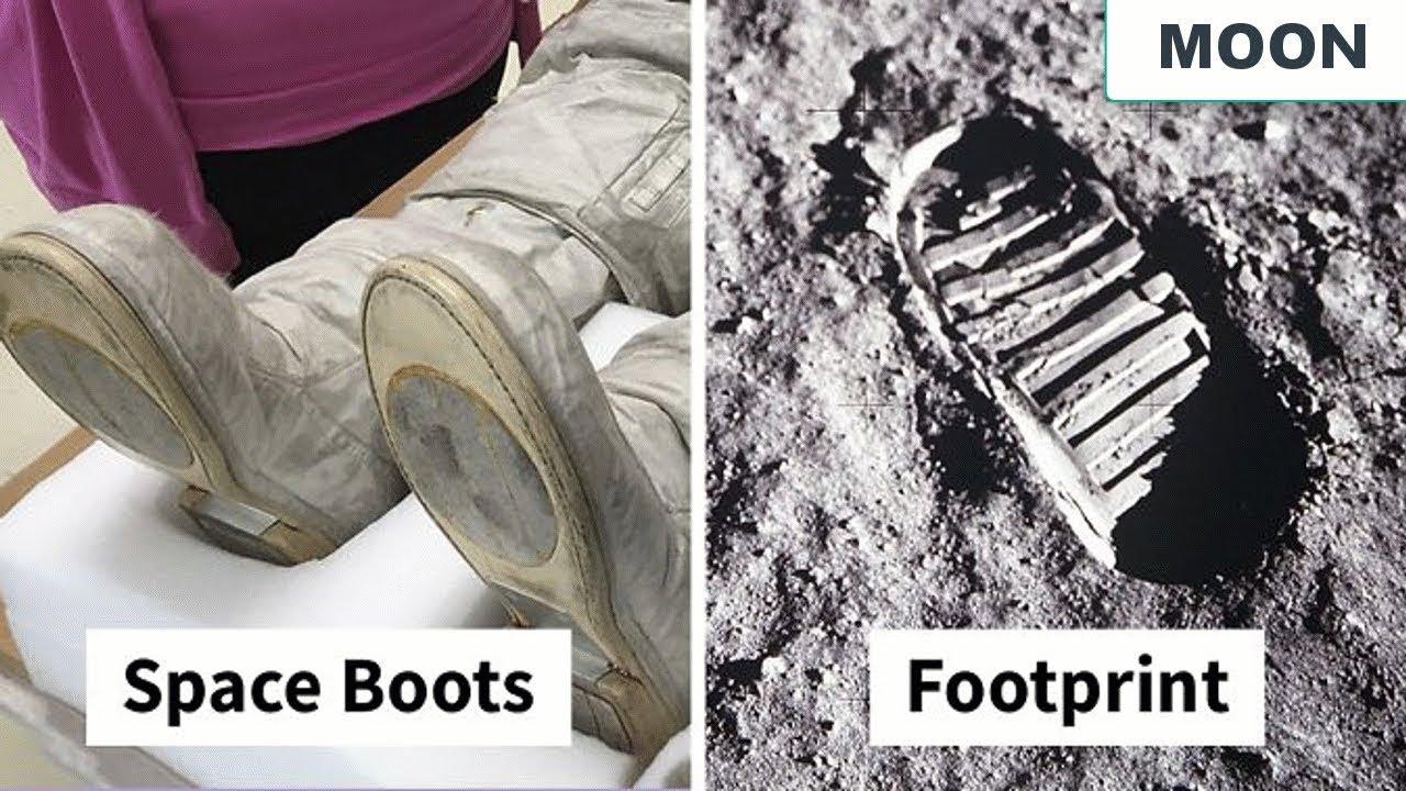 apollo 11 space suit boots - photo #39