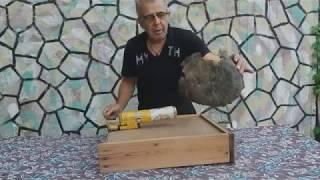 How to make an electric bee smoker - Κατασκευή ηλεκτρικό  Καπνιστήρι
