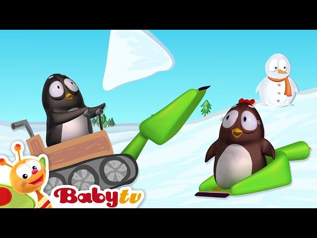 Pim & Pimba - Snow | BabyTV