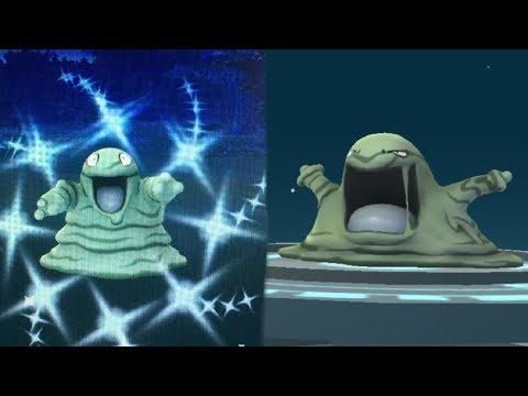 Image result for shiny grimer in pokemon go