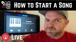 How to create a song in GarageBand iOS for Beginners (iPhone/iPad)