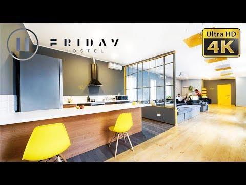 DIY Travel Reviews - Friday Hostel, Odessa, Ukraine - Rooms, Amenities and Location
