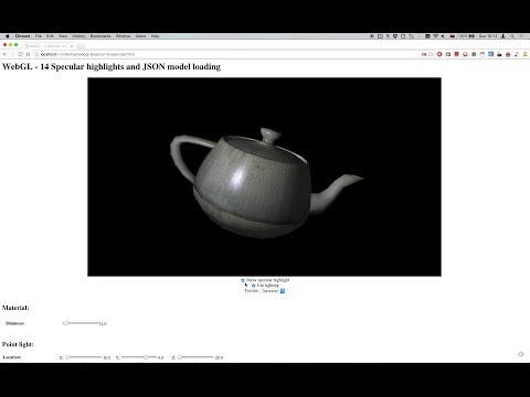 14 Specular (Part 2) - YouTube