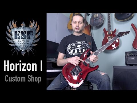 ESP Custom Shop Original Horizon-I - Mesa Mark V:25 - Test by Voron