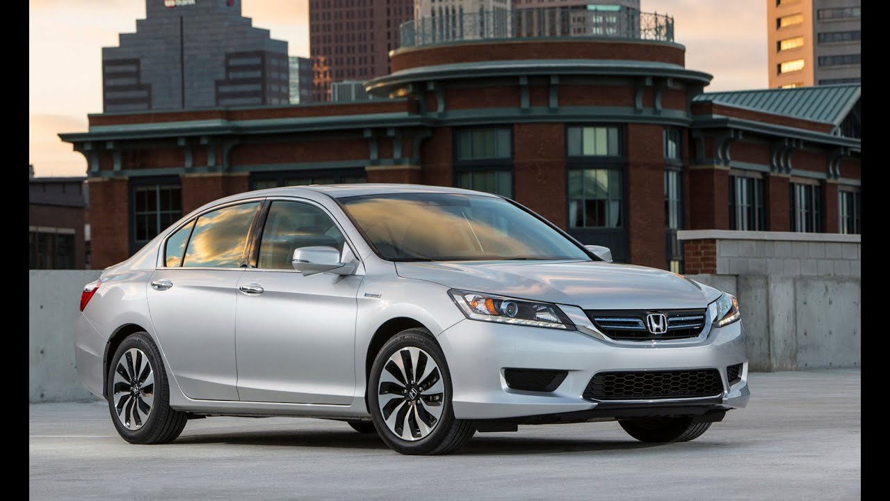 The New Honda Accord EX L 2016 Review and Interior Exterior