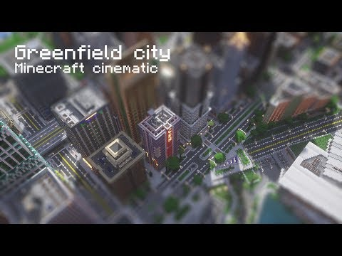 Greenfield City | Minecraft Cinematic