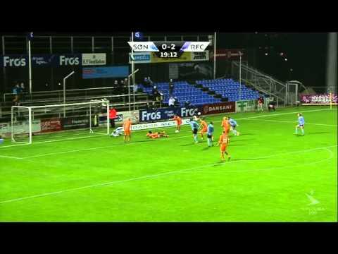 Højdepunkter: SønderjyskE – Randers FC