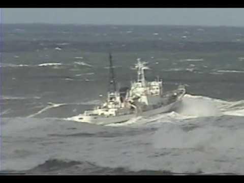 巡視船 緊急出港 - YouTube