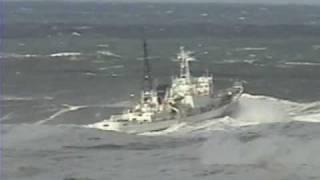 巡視船 緊急出港