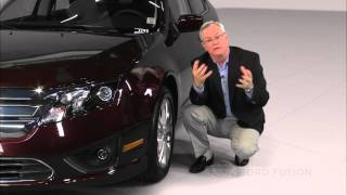2012 Ford Fusion Walkaround and Review