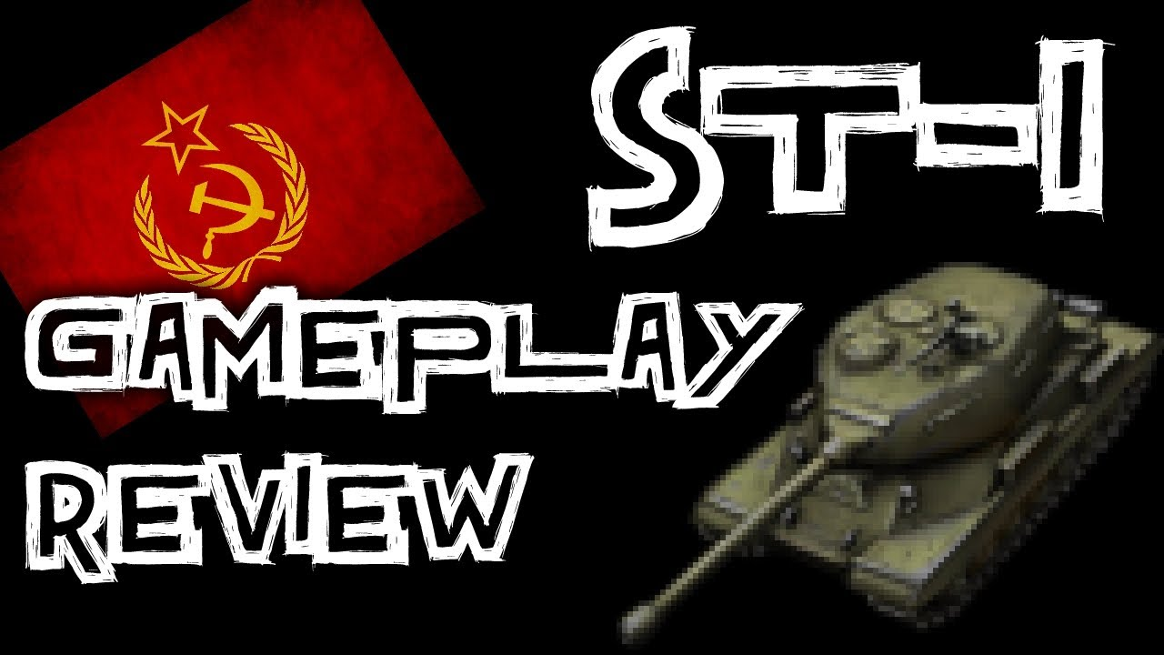 World of Tanks || ST-I - Tank Review