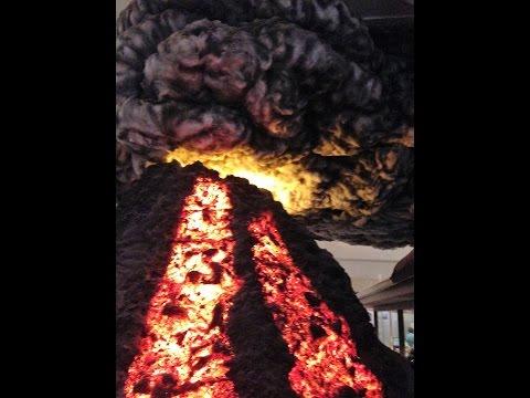 Breaking News Auckland Volcano Erupted!!!