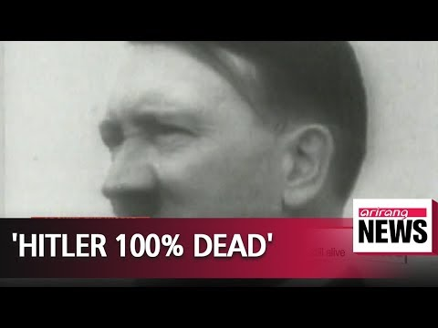 French researchers debunk conspiracy theories that Hitler is still alive