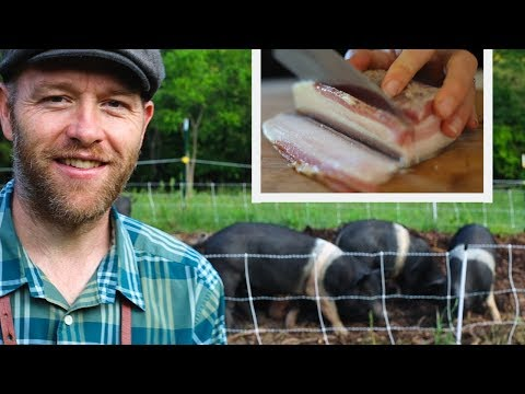 Want to Grow Your Own Bacon? I can help