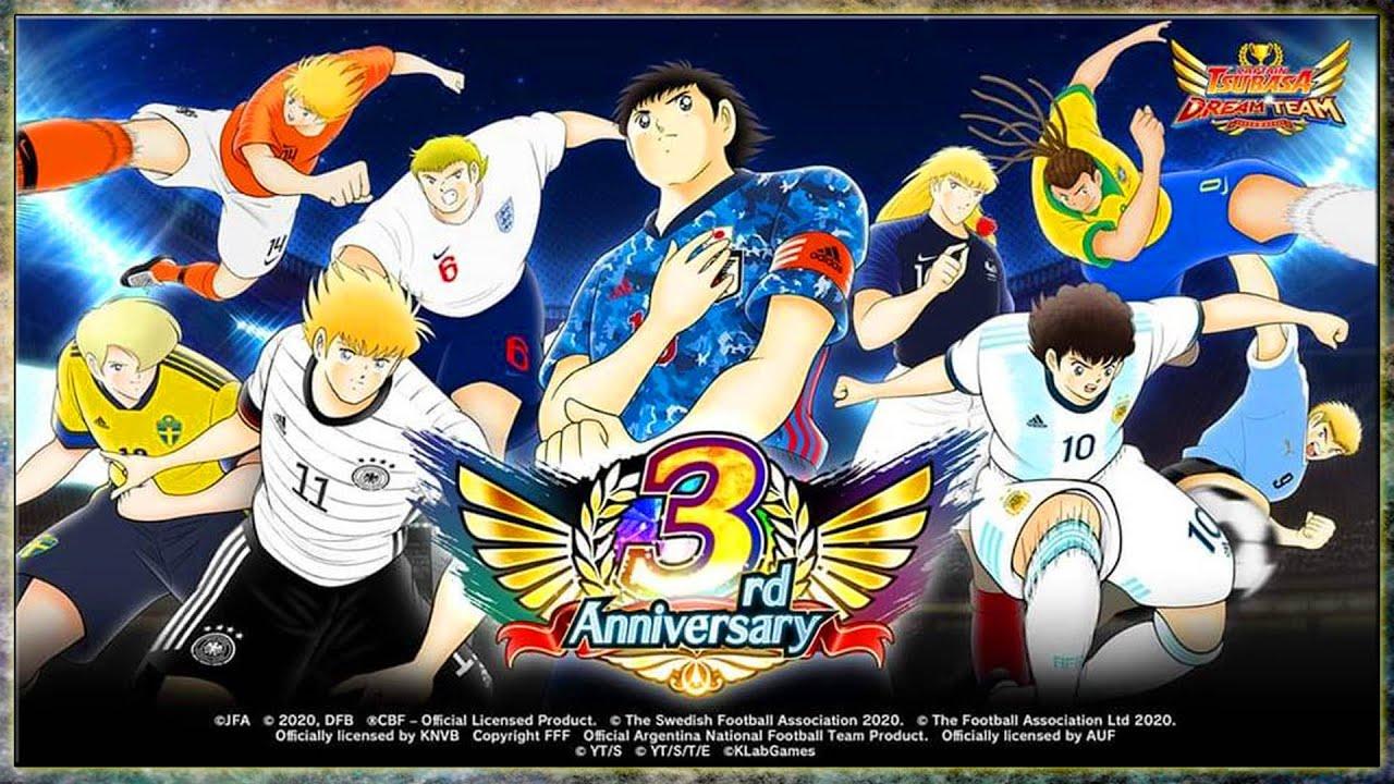 [🔴LIVE] SERU!! Test 1.220.000 POWER TEAM - Captain Tsubasa Dream Team