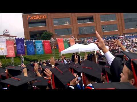 Duke Pratt School of Engineering Commencement Class of 2015