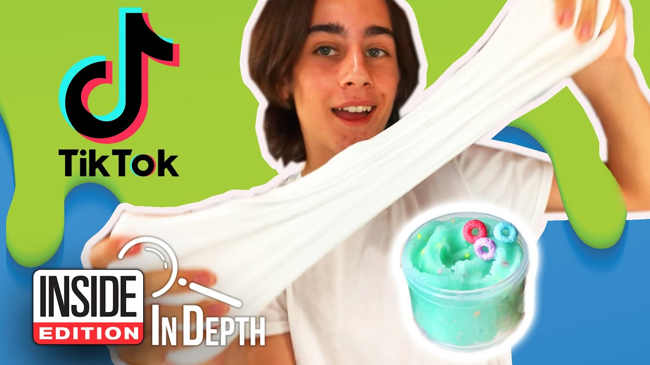 15-Year-Old TikTok Influencer Runs a Slime Empire From His Attic