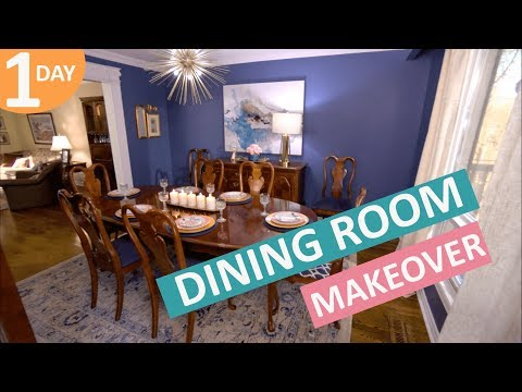 Dining Room Makeover in a Day | Scott's House Call S2 (EP 3)
