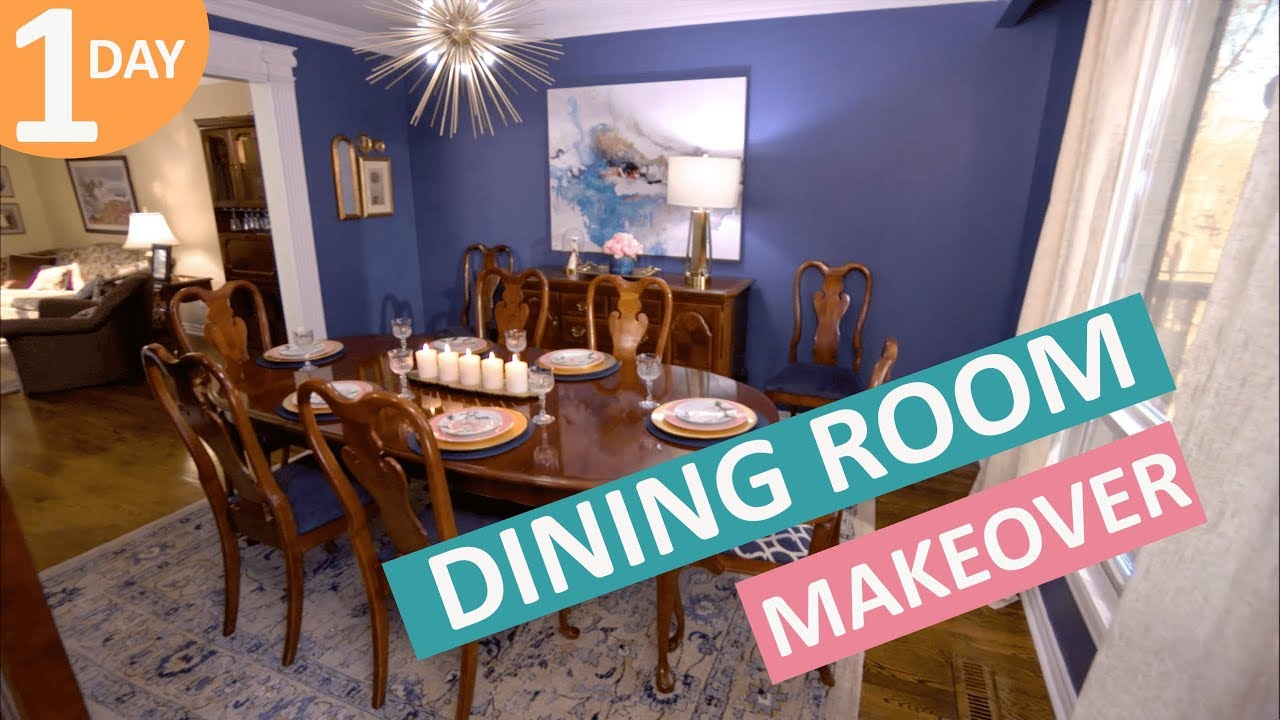 Download Dining Room Makeover in a Day   Scott's House Call S2 (EP 3)