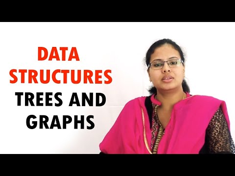 Data Structures - Trees and Graphs