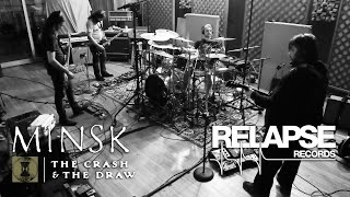 MINSK – 'The Crash and The Draw' In-Studio Video