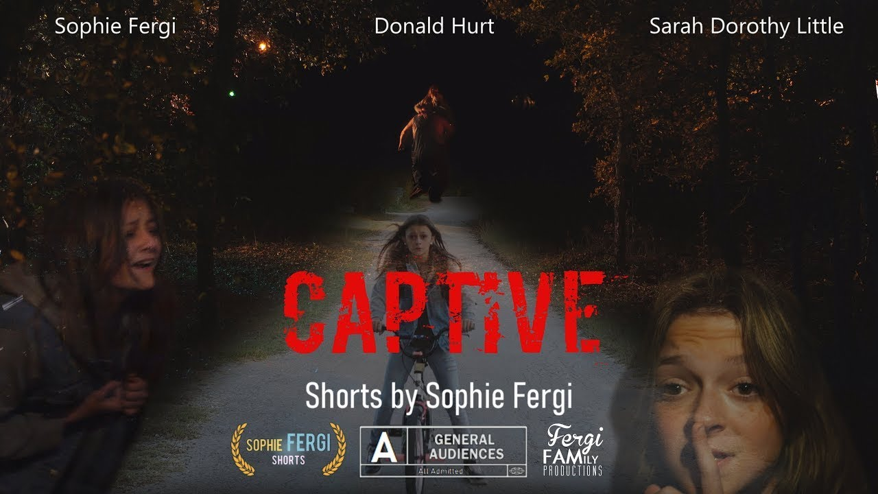 Download CAPTIVE | OFFICIAL MOVIE 🎥 🍿** THRILLER ** ft. SOPHIE FERGI AND SARAH DOROTHY LITTLE