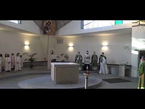 Borgo Trevi di Trevi, dedicazione chiesa, 5 settembre 2021