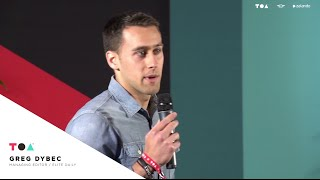 What We Get Wrong about Millennials in the Digital Age - Greg Dybec (Elite Daily) #TOA15