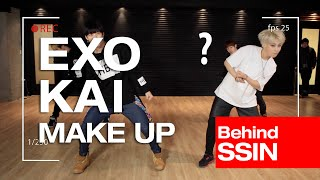 (ENG) Behind the SSIN | 엑소 카이 메이크업 EXO KAI MAKUP