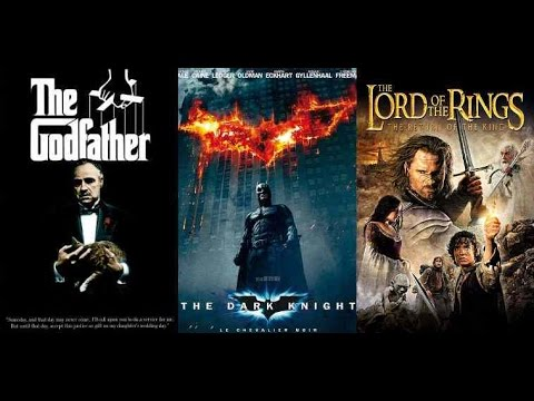 Top 10 Highest Rated IMDb Movies of all time (2017)