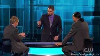 Steven Brundage fools Penn & Teller with Rubik Cubes - Fool Us