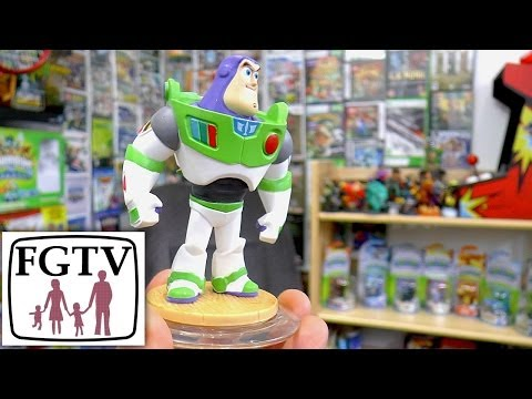 DISNEY INFINITY Overview, Unboxing & Review With EvanTubeHD Gameplay