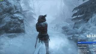 Rise of the Tomb Raider Any% in 52:14