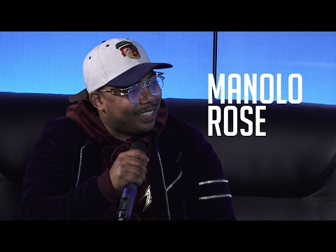 Manolo Rose On Signing to Memphis Bleek, Getting Ja Rule's Blessing & Seeing Blue Ivy at Roc Nation