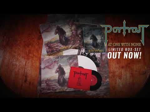 Portrait - At One with None - Unboxing