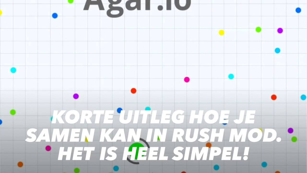 Download How to play with your friends on Rush Mod Agar.io