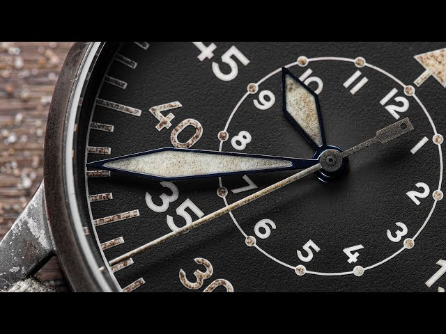 You Won't Believe This Is a Modern Watch | The Laco Kempten Erbstück WatchGecko Review