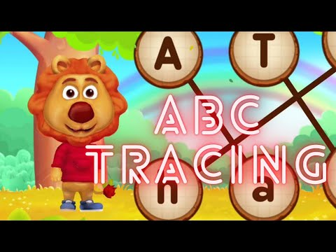 Learn abc with phonetics and tracing for preschool kids