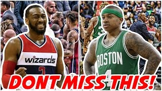 Isaiah Thomas vs John Wall! | The Wizards vs Celtics NBA Playoff Series is a MUST WATCH!
