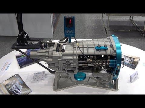 Pfnitzer PPG Subaru WRX STi 6 speed H-Pattern to Sequential Gearbox