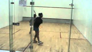 Sharya Guruge (squash Video)