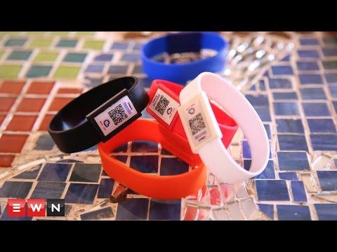 Mother creates life saving medical bracelet