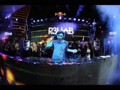 R3HAB & DEORRO - Flashlight (Original Mix) VIDEO