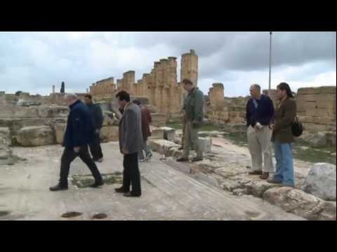 NATO and Libya - Cultural heritage in times of unrest (Part 1/2)