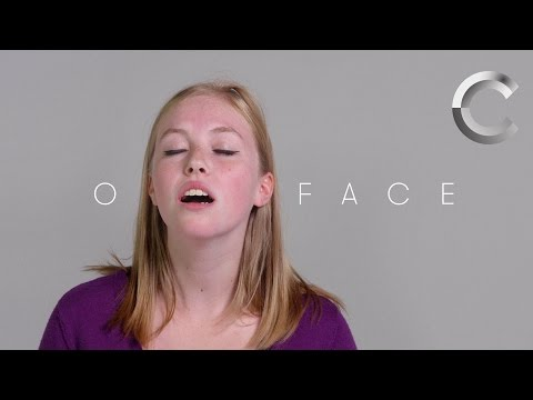 O-Face | 100 People Show Us Their O-Faces | Keep it 100 | Cut