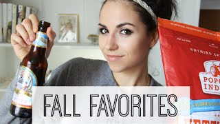 Fall Fitness Favorites! ShapeUp, Popcorn + Healthy Soda?! Thumbnail