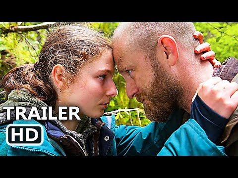 LEAVE NO TRACE   2018 Ben Foster Movie HD