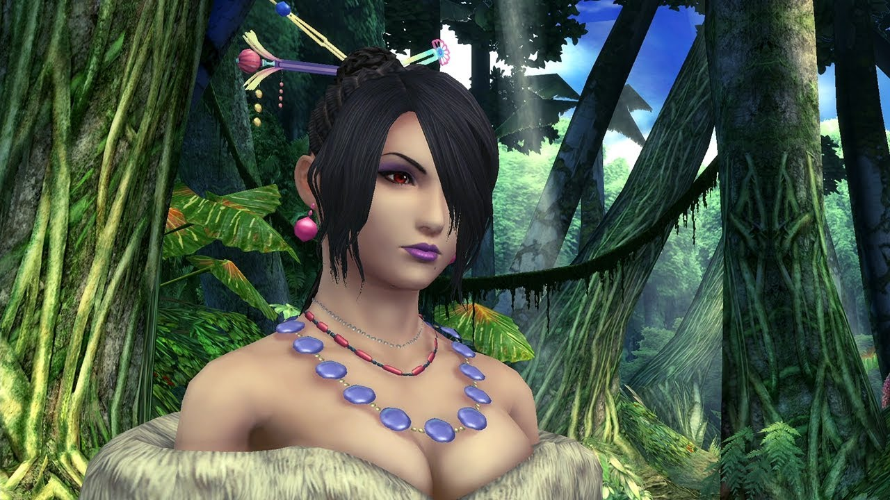X X 2 Final Fantasy X X 2 Hd Remaster Graphics Comparison